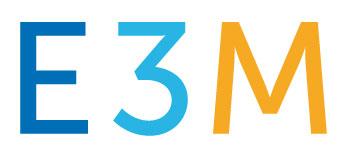 e3m logo