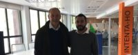 Jonathan met with Jordi Pico, Director of Innovation